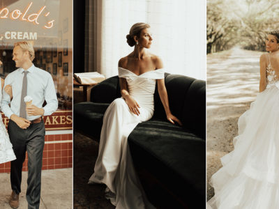 "The ""It"" Bridal Trend of 2019 – Easy Elegance! 26 Effortlessly Beautiful Wedding Dresses for the Free-Spirited Bride"