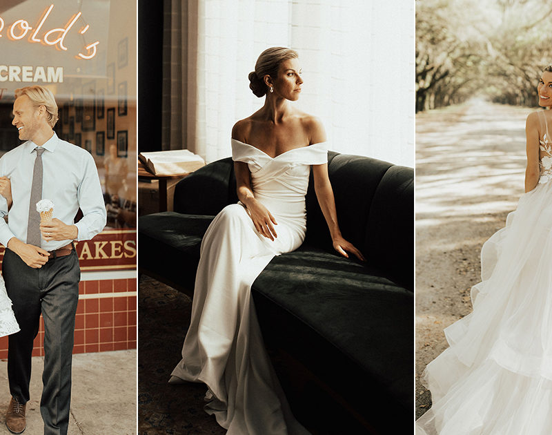 "The ""It"" Bridal Trend of 2019 – Easy Elegance! 28 Effortlessly Beautiful Wedding Dresses for the Free-Spirited Bride"