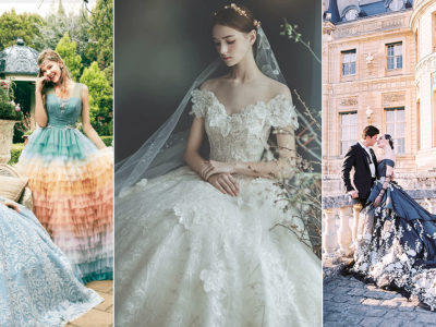 40 Modern Fairytale Wedding Dresses Featuring Enchanted Details