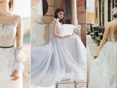 35 Effortlessly Chic Wedding Dresses For The Modern Fine Art Bride