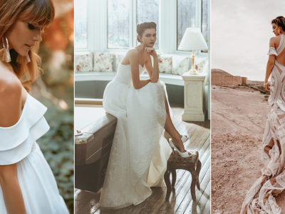 38 Contemporary Bohemian Wedding Dresses for Boho Chic Brides