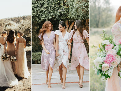 25 Indie Bridesmaid Dresses that Don't Look Like Bridesmaid Dresses