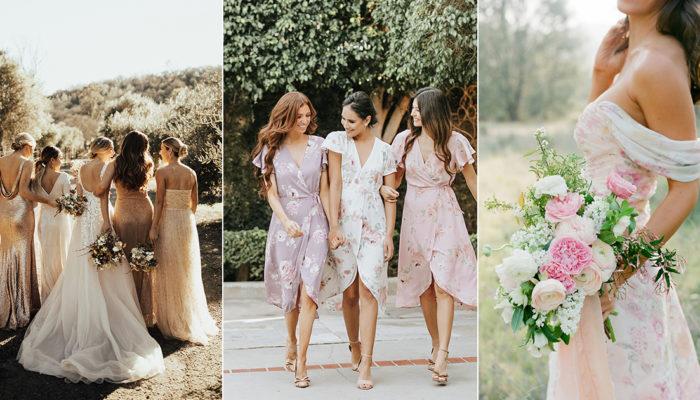 25 Indie Bridesmaid Dresses that Don't Look Like Bridesmaid Dresses