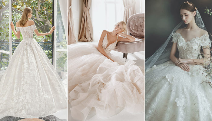 Modern Elegance! 40 Fresh Wedding Dresses for the Classic Bride