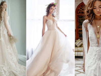 18 Enchanted Elegant Wedding Dresses for the Modern Bride
