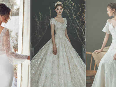 20 Modest Wedding Dresses For The Fashion-Loving Modern Bride