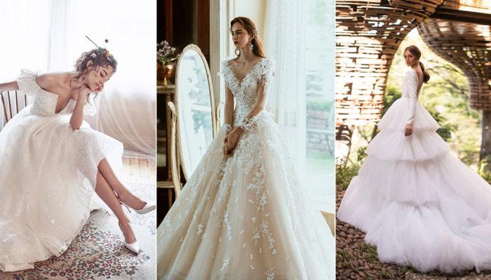 20 Utterly Romantic Wedding Dresses for the Fashion-Forward Bride