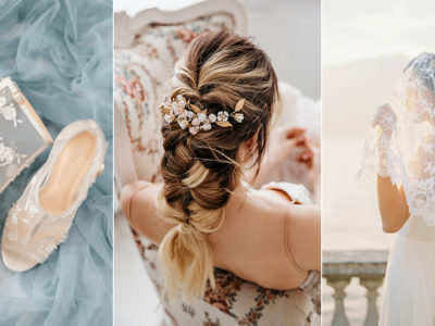 34 Nature-Inspired Bridal Accessories For The Romantic Bride