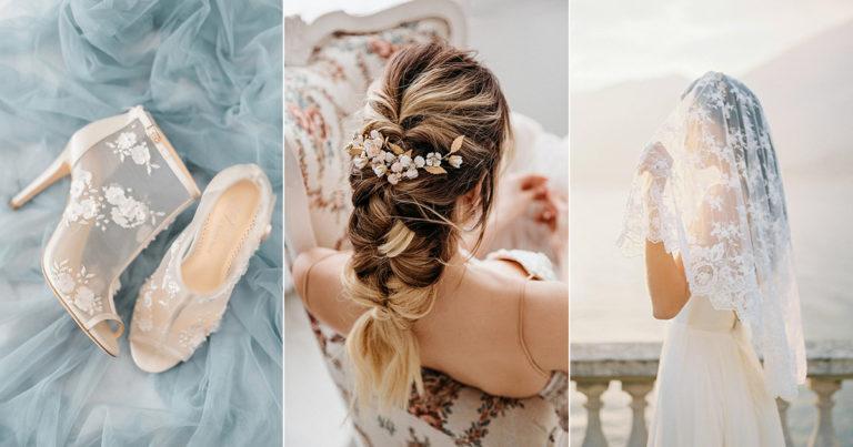 flower nature wedding accessories