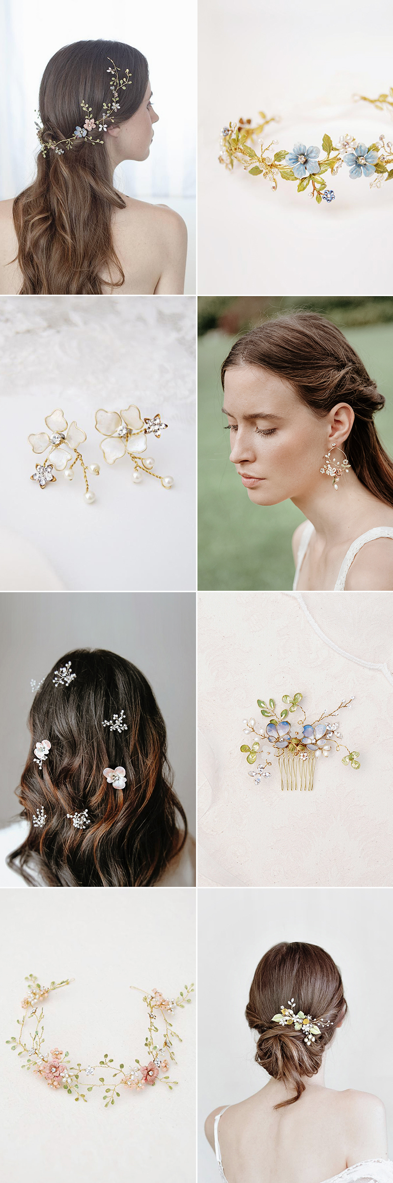 handmade wedding bridal accessories