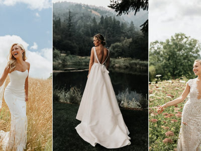 20 Low-Key Wedding Dresses for the Effortlessly Elegant Bride