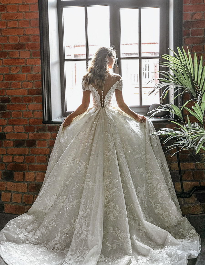 Classic Wedding Dress
