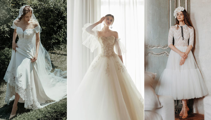Enchanted Vintage Romance! 17 Time-Honored Ethereal Wedding Dresses