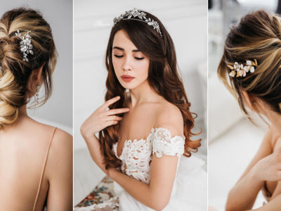 23 Gorgeous Bridal Hair Accessories For Every Wedding hairstyle!