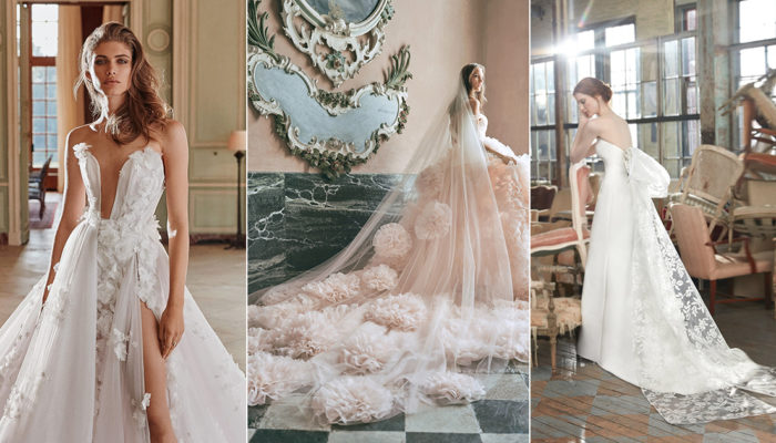 Meet the New Bridal Fall 2020 Wedding Dress Collections You'll Soon Fall In Love With!