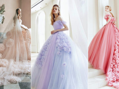 30 Dreamy Wedding Dresses To Create An Enchanting Bridal Look