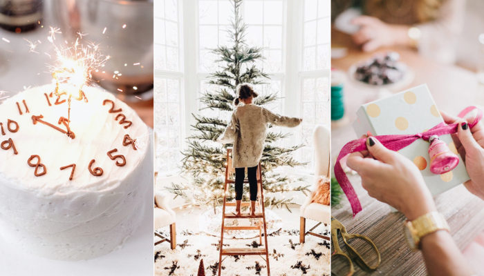 26 Christmas and New Year's Eve Party Ideas For the Ultimate Holiday Bash