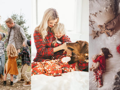20 Instagram-Worthy Cute Christmas Family Photo Ideas