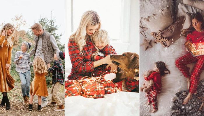 20 Instagram-Worthy Cute Christmas Family Photo Ideas
