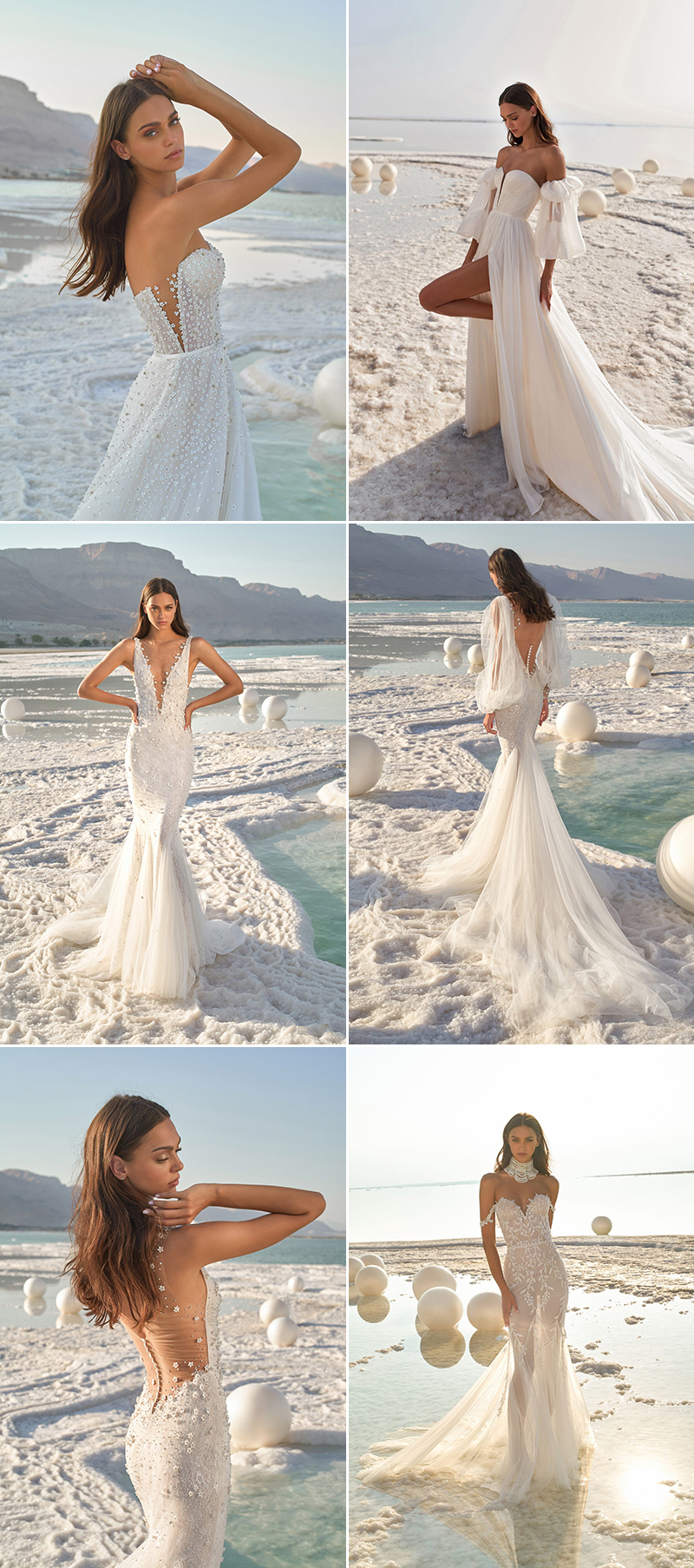 bold elegant wedding dress