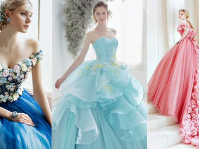 24 Princess-Worthy Evening Gowns For A Fairy Tale Reception