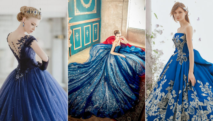 15 Wedding-Perfect Ways to Use Pantone's 2020 Color of The Year – Classic Blue