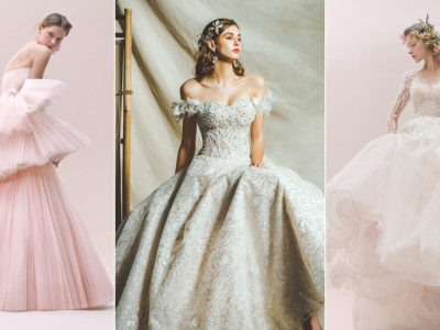 14 Classy and Ultra-Feminine Wedding Gowns For Modern Brides