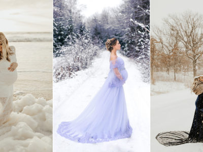 5 Stunning Winter Maternity Photo Shoot Ideas For Stylish Moms-to-Be!