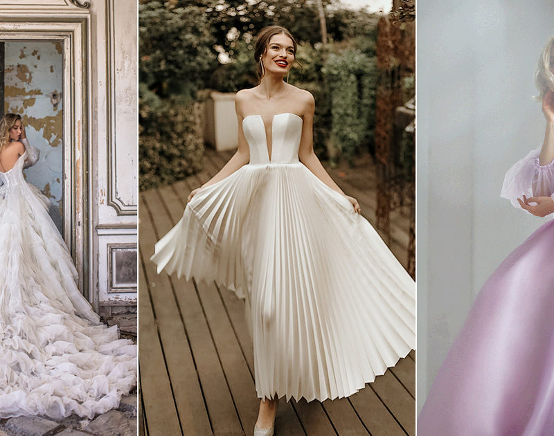 37 Whimsical Chic Wedding Dresses For Fun-Loving Brides