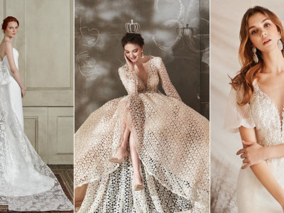 5 Top International Wedding Dress Trends of 2020