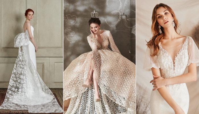 5 Top International Wedding Dress Trends of 2020
