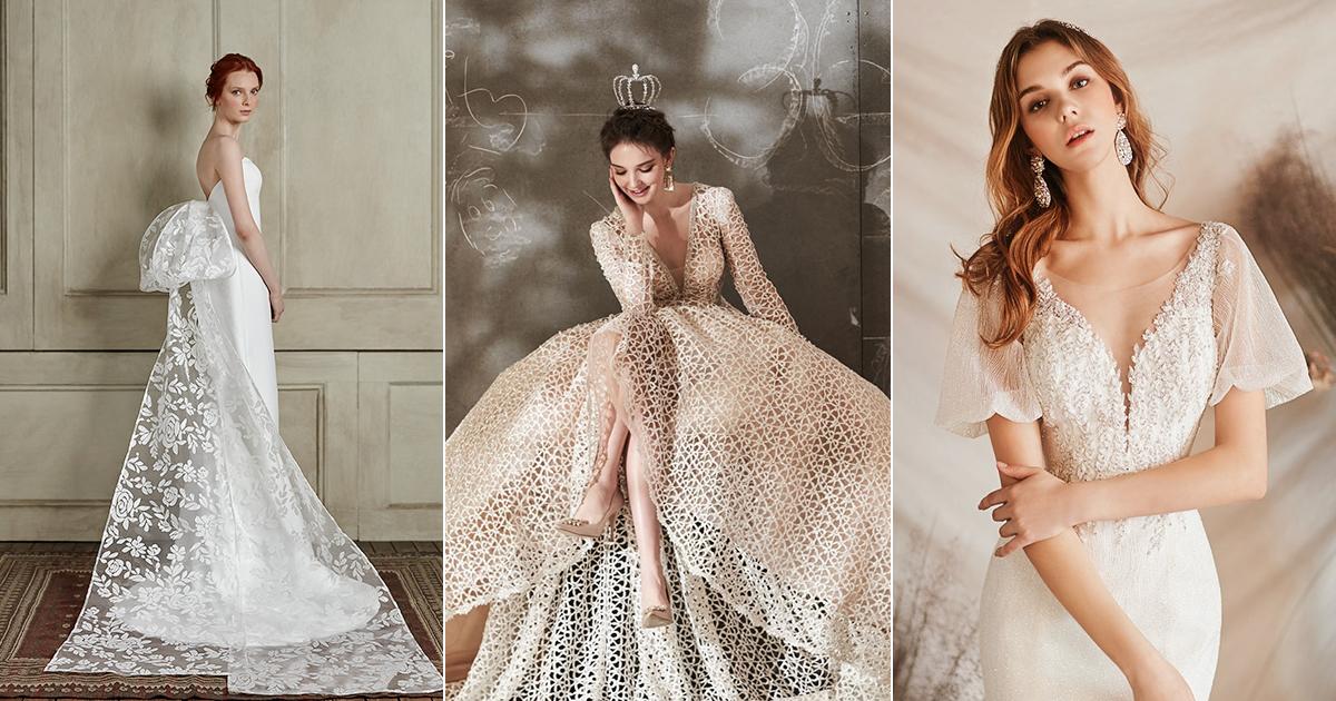 5 Top International Wedding Dress Trends Of 2020 Praise Wedding
