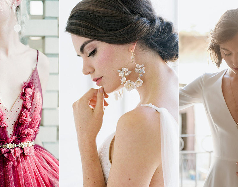 20 Elegant Statement-Making Wedding Accessories For Stylish Brides