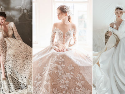 15 Soon-to-be Iconic Wedding Dresses To Bring Out Your Inner Queen