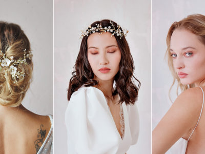 Boho Chic Meets Refined Delicacy! Elibre 2020 Bridal Collection is Our Newest Accessory Obsession