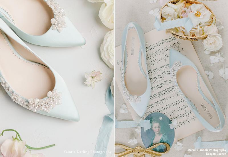 bridal wedding shoes