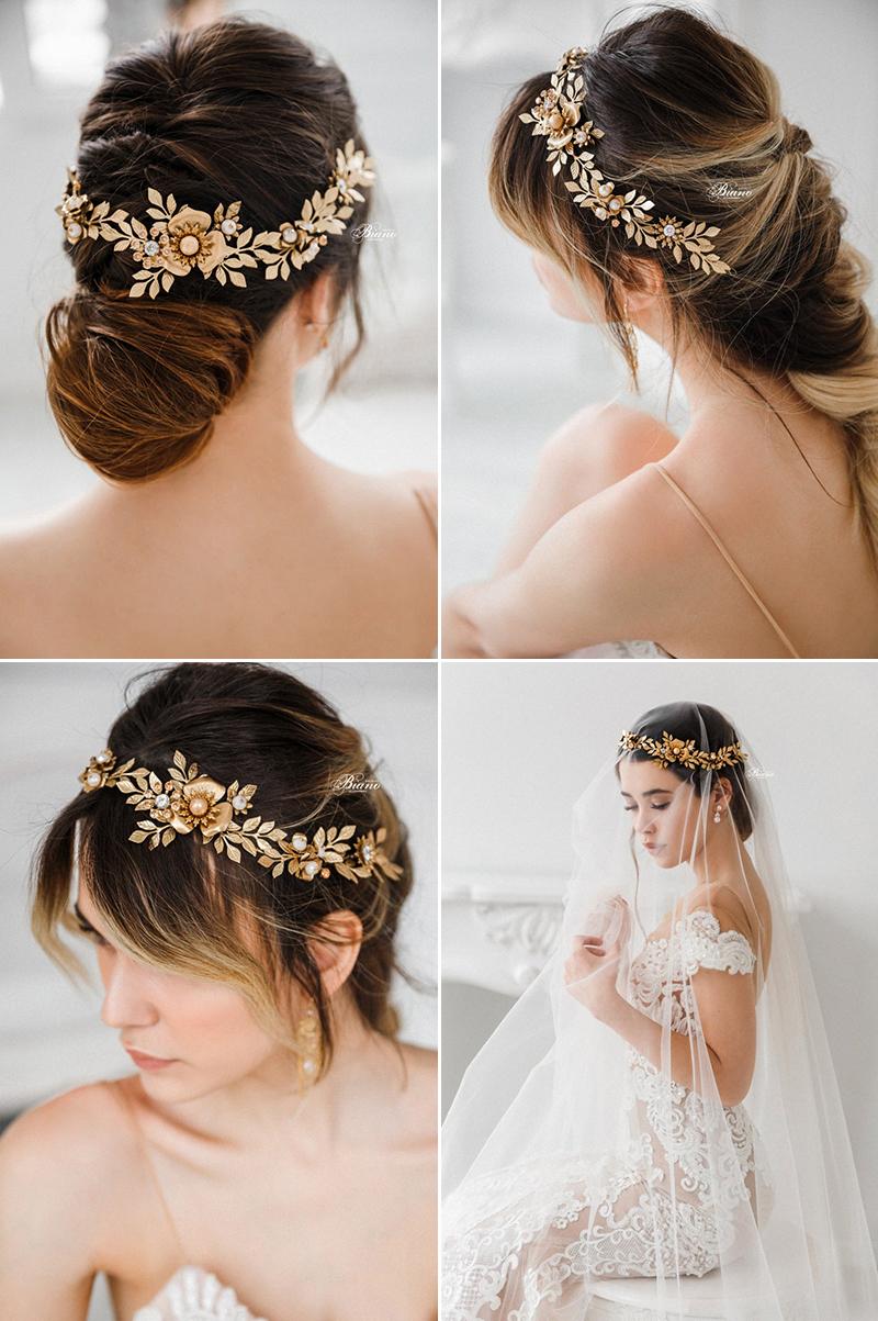 Alexis Bridal Headpiece