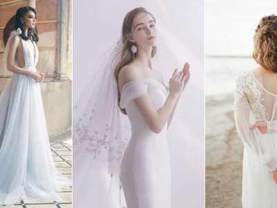 25 Modern Wedding Dresses For Spring Brides