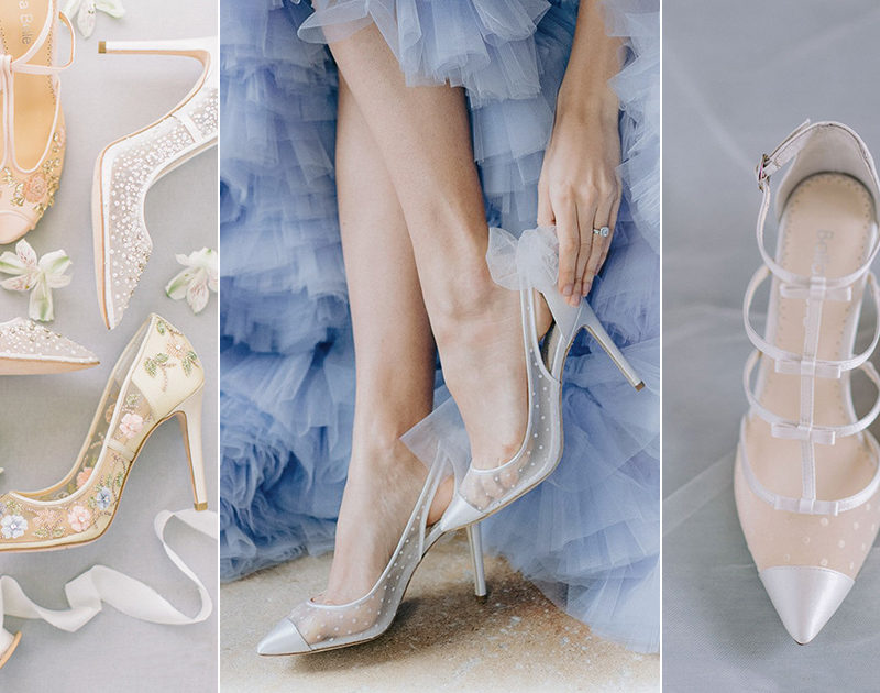 Fairytale Romance Meets Modern Elegance – 15 Wedding Shoes To Complete Your Happily-Ever-After!