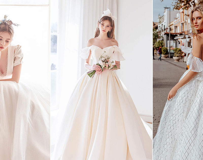 24 Non-Traditional Wedding Ball Gowns For Modern Brides