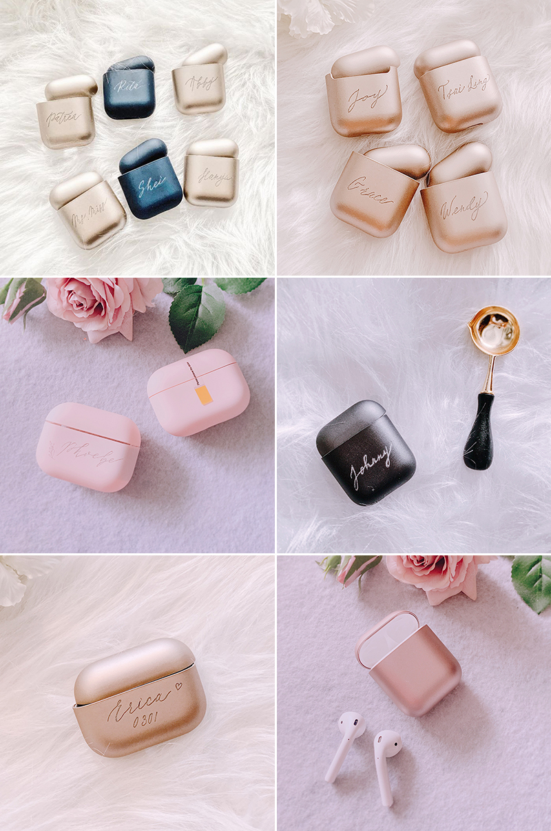 Personalized Airpod Cases