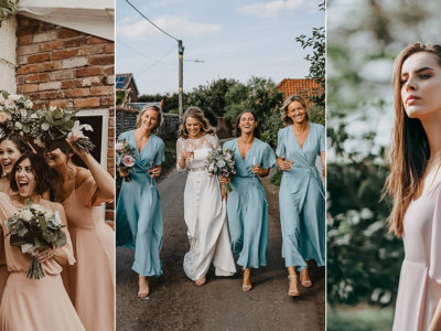 7 Cool and Unexpected Bridesmaid Dress Colors That Look Straight Out of a Fashion Magazine