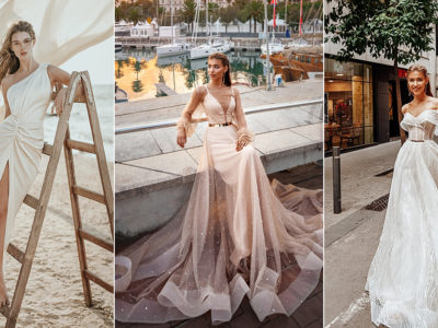 15 Figure-Flattering Wedding Dresses for Modern Avant-Garde Brides