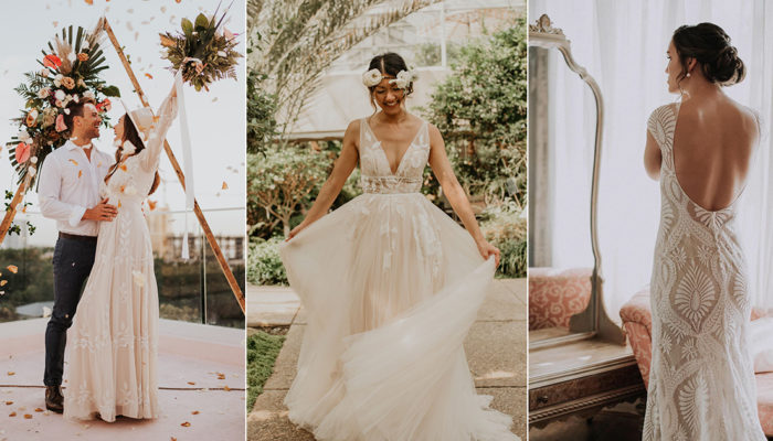 18 Elopement and Intimate Wedding Dresses You Can Get Online