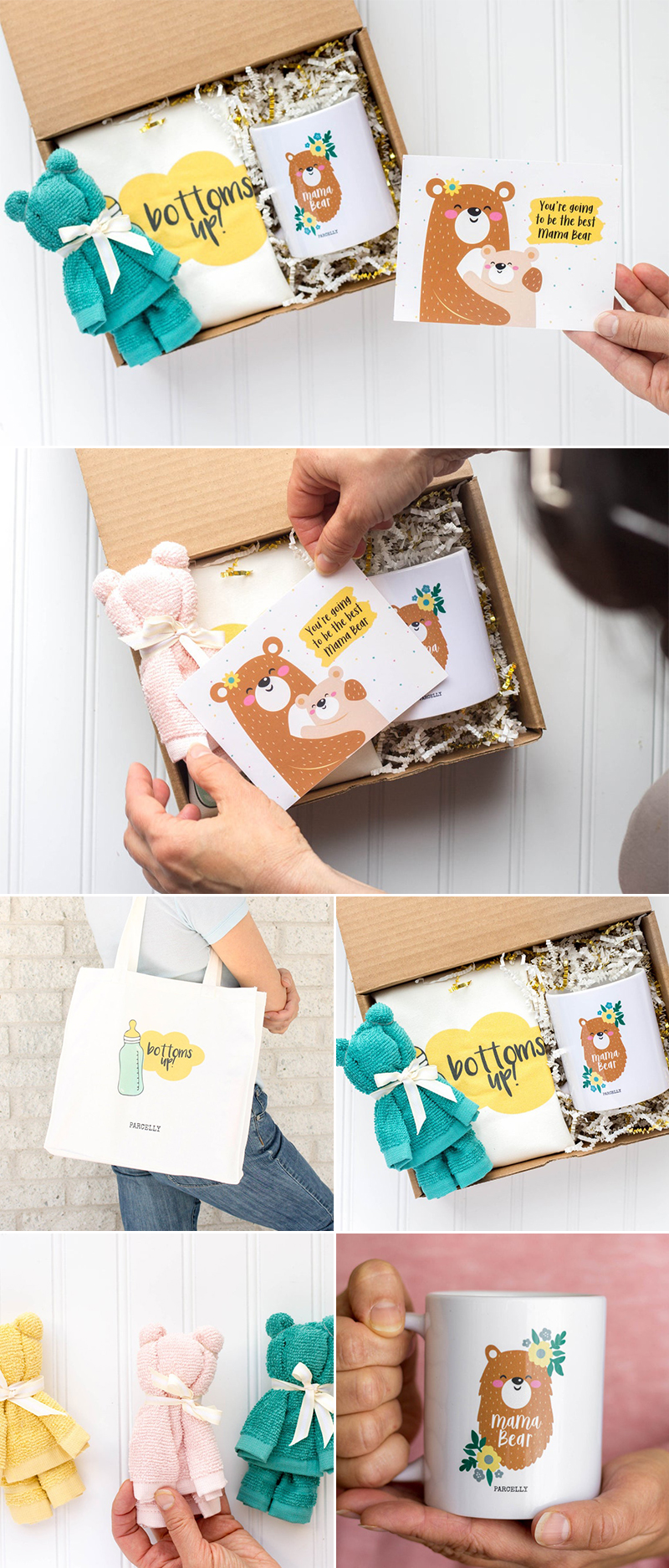 Mom to Be Gift Box
