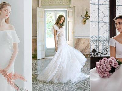 15 Wedding Dresses You Can Wear For Both Your Elopement and Big Celebration