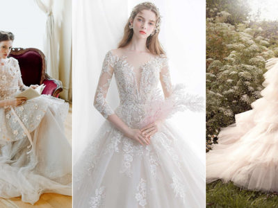 25 Romantic Wedding Dresses For Modern Fairy Tale Brides