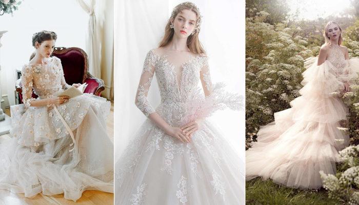 25 Romantic Wedding Dresses For Modern Fairy Tale Brides