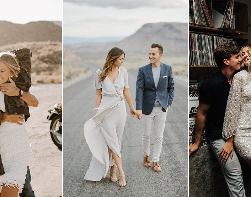 What to Wear for Engagement Photos This Summer? 4 Places to Get Your Photoshoot Outfits Online