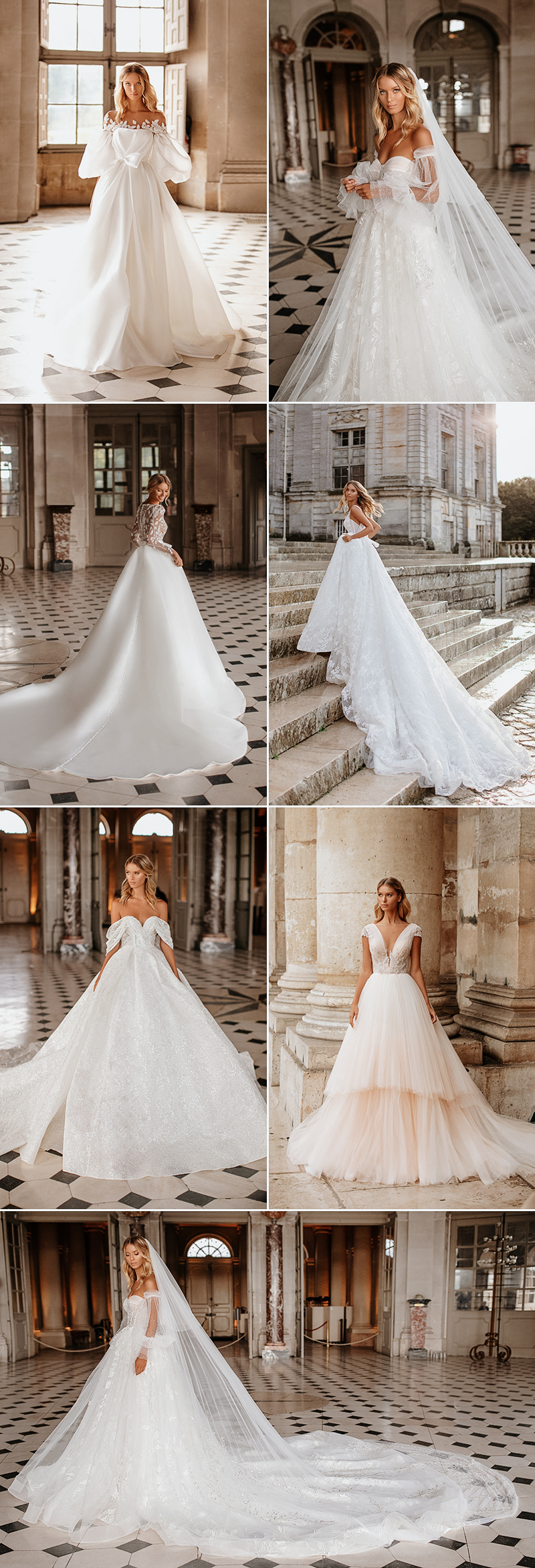 fashion fairy tale wedding dress